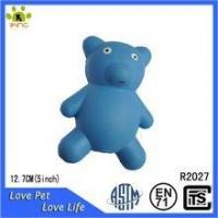 Wholesale Wholesale Pet toy hollow rubber bear toy from china suppliers