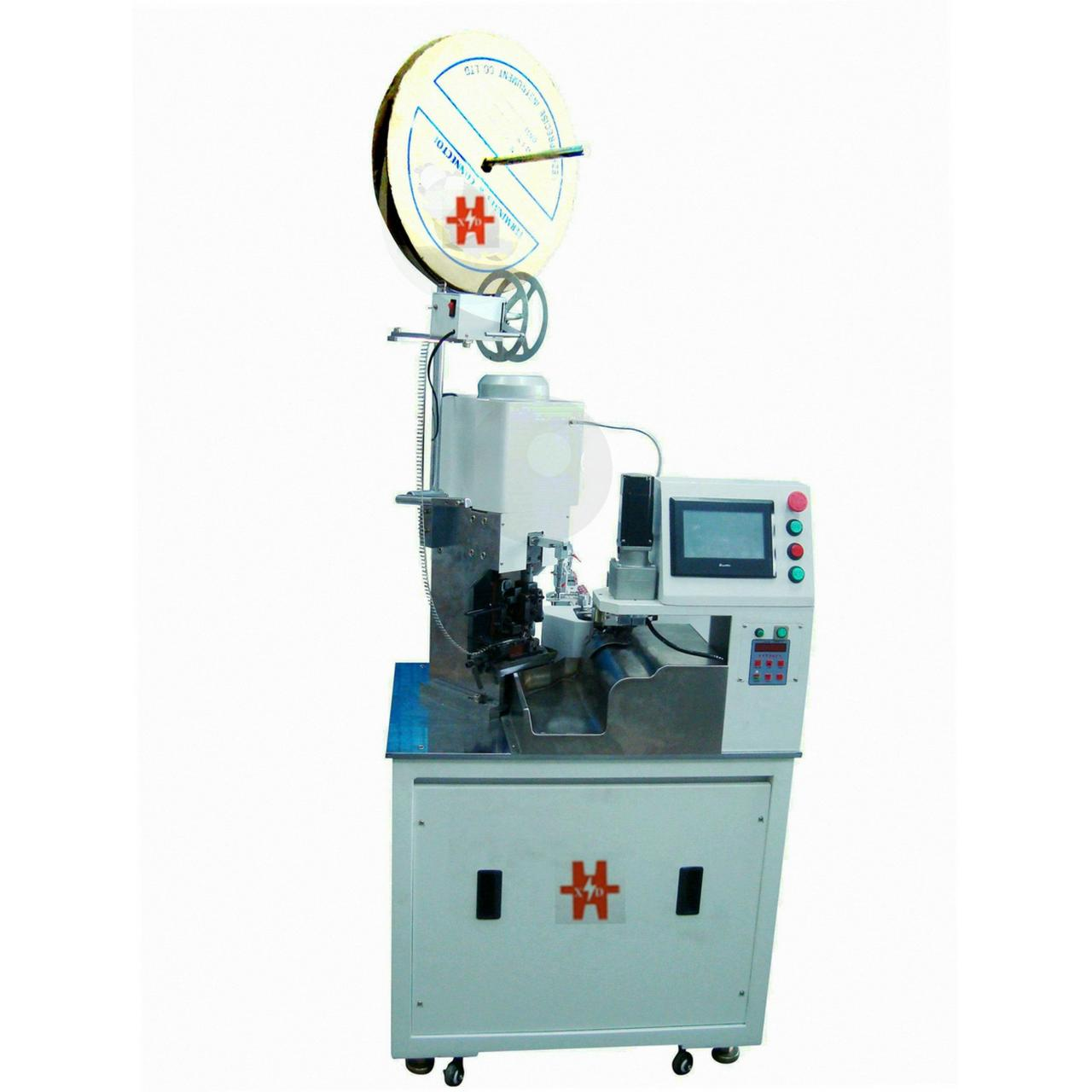 Wholesale High speed automatic terminal crimping machine (Dan Duan) from china suppliers