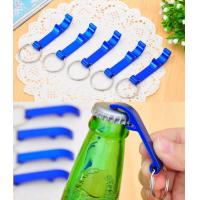 Wholesale P039 Promotional Customized Aluminum Beer Bottle Opener Keychain from china suppliers