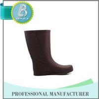 Wholesale Famouse Brand Customised designs 100% Natural Rubber rain boots men from china suppliers