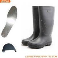 Wholesale pvc no lace safety boots from china suppliers