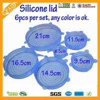 Wholesale Silicone Stretch Lid from china suppliers