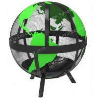 Buy cheap Fire Pit * Fire Basket Globe fire pit from wholesalers