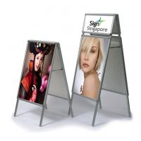 Classical Double Sides Poster Stand