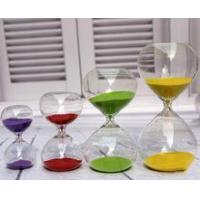 2015 Hot selling promotional glass sand timer
