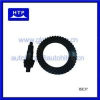 Wholesale various parts of car engine Crown & Pinion for isuzu 4BC2 Black 7-43 new from china suppliers