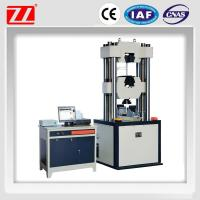 Wholesale Universal testing machine ZL-8009 Computer controlled electro-hydraulic servo UTM from china suppliers