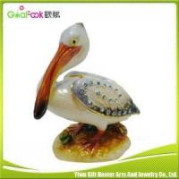 Buy cheap Wholesale bird shaped wedding favors and gifts trinket box from Wholesalers
