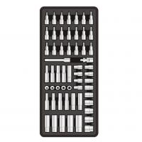 Wholesale Tool Sets 57-pc 1/4 from china suppliers