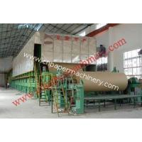 Wholesale Kraft Paper Making Line 1575-4800 from china suppliers