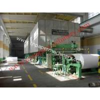 Wholesale Copy Paper/Printing Paper Making Line 1575-4800 from china suppliers