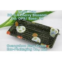 Wholesale Sushi Tray EG-0.4 Cherry Blossom from china suppliers
