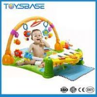 Cartoon baby gym baby care folding crawling floor mat from wholesalers