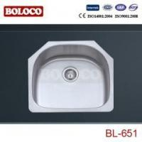 Buy cheap undermount kitchen sink BL-651 from Wholesalers