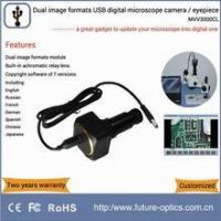 Wholesale MVV3000CL digital microscope eyepiece camera equipped with high resolving power relay lens from china suppliers