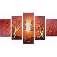 Wholesale Group painting TH019 Face and trees from china suppliers