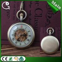 China Simple style quality best antique pocket watches for sale ,mechanical pocket watches for sale on sale