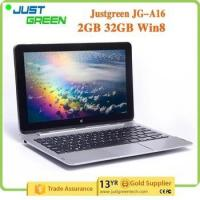 Wholesale Fashion! OEM JG-A16 Tablet 11.6 inch 1366*768 CPU Intel Wifi 2GB/32GB win8 USB OTG from china suppliers