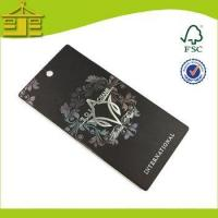 Wholesale Hangtags 2014 Hot Sale Custom Unique Clothing Tag Made In Guangzhou China from china suppliers