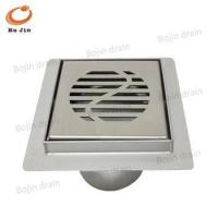 Wholesale Square Drain shower drain from china suppliers