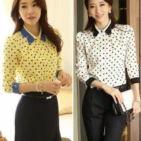 Wholesale Women Chiffon Blouses from china suppliers