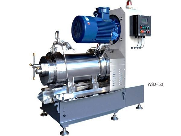 Quality WSJ-50L New Horizontal internal-cooling full function bead mill for sale