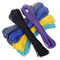 Wholesale New Paracord Parachute Cord Lanyard Rope 31m Mil Spec outdoor Climbing Camping versatile from china suppliers