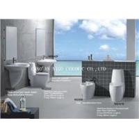 Buy cheap One piece toilet 1016 toilet+basin+bide... 1016 toilet+basin+bidet from Wholesalers