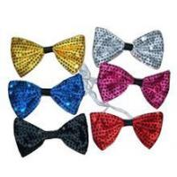 Hot sale colorful Fancy Party sequin bow