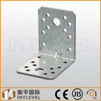 Wholesale 2.0mm Thickness Isosceles Reinforced Angle Bracket from china suppliers
