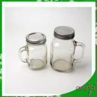Wholesale Fancy Mason Jar Beer Mugs from china suppliers