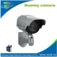 Wholesale Big deal dummy IR security camera for apartment door from china suppliers