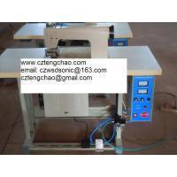 Buy cheap CE qualified ultrasonic lace sewing machine model TC-60 from wholesalers