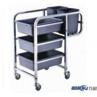 Buy cheap Assemble Square Pipe Collection Cart from Wholesalers