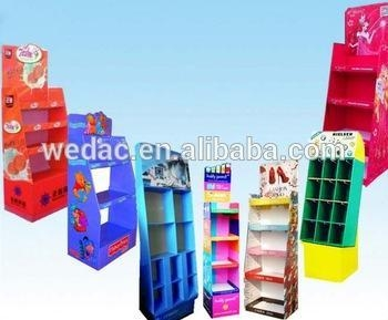 Quality Display stands Supermarket card displays for sale