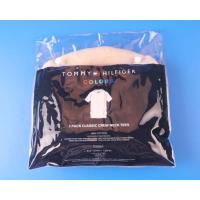 Wholesale Clear garment packing bag for T shirt from china suppliers