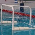 Quality Knotted Water Polo Goal Netting White for sale