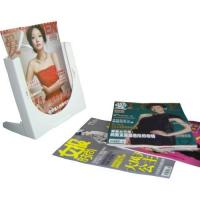 Wholesale commodity shelf Products  Magazine Organizer with one layer from china suppliers