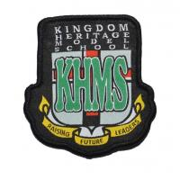 Buy cheap Nigeria School Woven Badges from Wholesalers