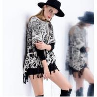 Wholesale the cloak sweater from china suppliers