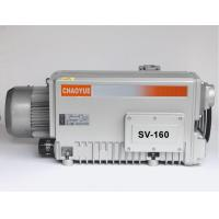 Buy cheap SV-160 rotary vane vacuum pump from Wholesalers