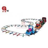 Wholesale Electric Mini Train With Letter B Shape Rail QHRT-01 from china suppliers
