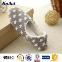 Wholesale Dance Shoes Grey Coral Fleece Dance Shoes from china suppliers