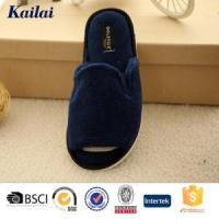 Wholesale Slippers Coral Fleece Open-toed Slipper from china suppliers
