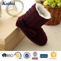 Wholesale Baby Shoes Cashmere Baby Boot from china suppliers