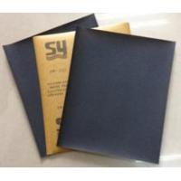 China High quality silicon carbide Abrasive waterproof sandpaper /sand paper waterproof 9''*11'' on sale