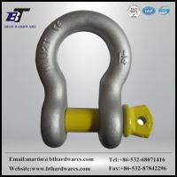 Wholesale SHACKLE HDG US type forged bow shackle from china suppliers