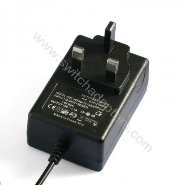 Ac dc adapters 9 36w ac dc power supply adaptor uk plug for Lampen 0 36w 6v