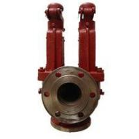 Wholesale pressure safety valve Flanged bronze right angle safety valves from china suppliers