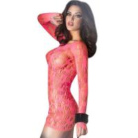 Wholesale Red hollow out sexy babydolls for womenC346536A US$3.95 from china suppliers